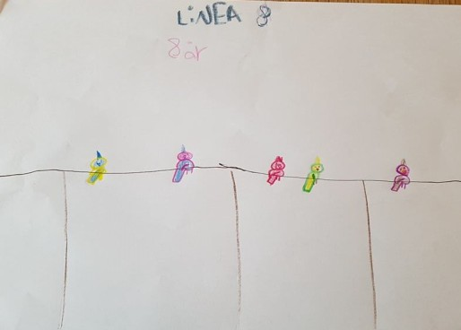 Linea 8